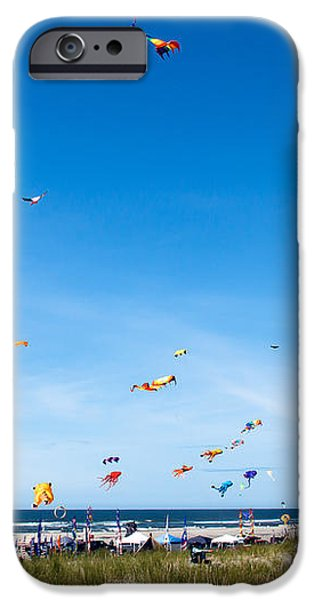 Kite Festial iPhone Case by Robert Bales