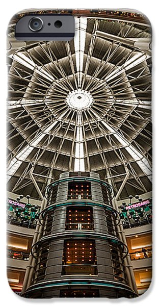 KLCC Mall iPhone Case by Adrian Evans