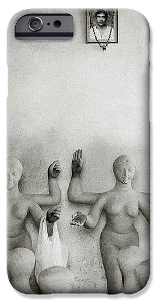 Kumortuli iPhone Case by Shaun Higson