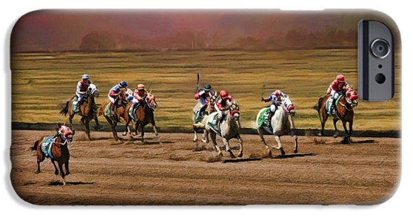 Ladies World Chapionship Ladies Cup iPhone Cases - Ladies World Chapionship Ladies Cup Missing One Lady iPhone Case by Blake Richards