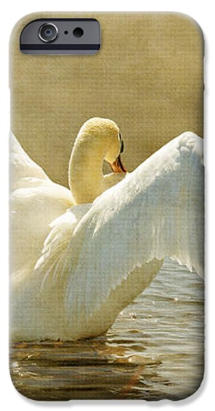 Lady-In-Waiting iPhone Case by Lois Bryan