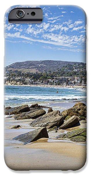 Laguna Beach iPhone Case by Kelley King