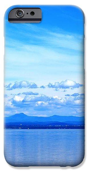 Lake Champlain 11 iPhone Case by Sarah Holenstein