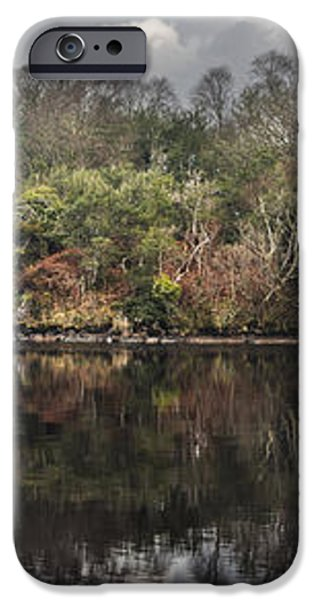 Lake Isle of Inishfree 2 iPhone Case by Michael David Murphy
