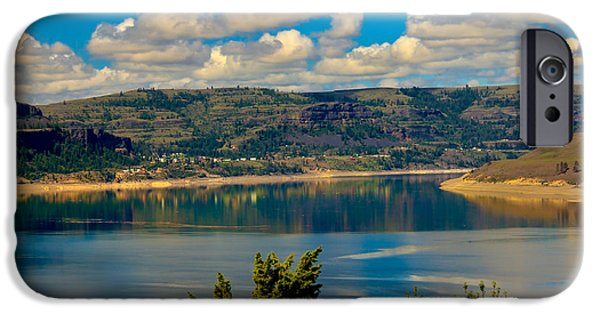 Stupendous iPhone Cases - Lake Roosevelt iPhone Case by Robert Bales