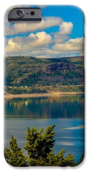 Lake Roosevelt iPhone Case by Robert Bales