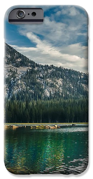 Lakeshore iPhone Case by Robert Bales