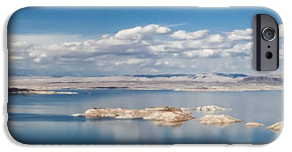 Shed iPhone Cases - Lakeside View iPhone Case by Jason Moynihan