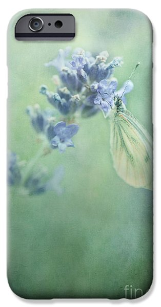 Flora Photographs iPhone Cases - Land Of Milk And Honey iPhone Case by Priska Wettstein