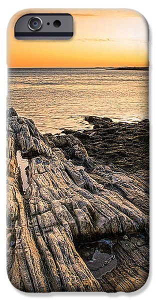 Lands End iPhone Case by Robert Clifford