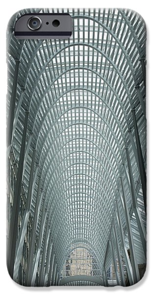 Recently Sold -  - Technology iPhone Cases - Large Arched Glass And Metal Domed iPhone Case by Michael Interisano