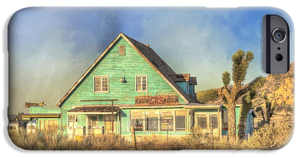Wooden Building iPhone Cases - Last Chance iPhone Case by Juli Scalzi