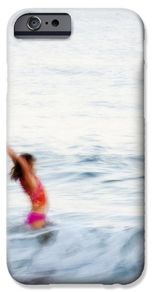 Last Days of Summer iPhone Case by Carol Leigh