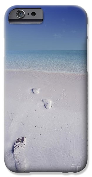 Getting Away From It All iPhone Cases - Later... iPhone Case by Marco Crupi