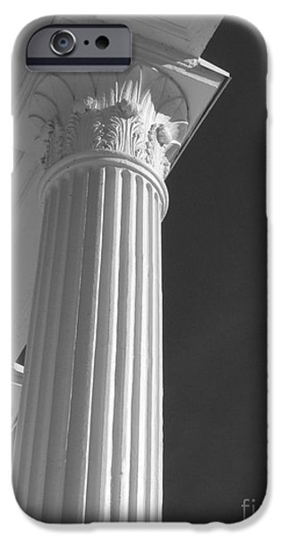 Appleton Art iPhone Cases - Lawrence University Memorial Chapel iPhone Case by University Icons