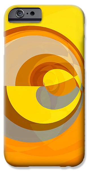 Business Digital iPhone Cases - Lazy Sunday iPhone Case by Wendy J St Christopher