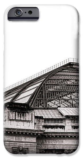Le Grand Palais iPhone Case by Olivier Le Queinec