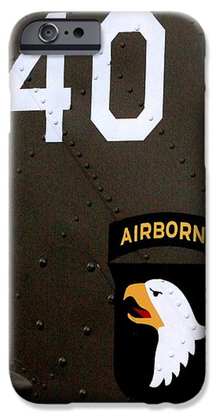 Grunts iPhone Cases - Leading The Way iPhone Case by Benjamin Yeager