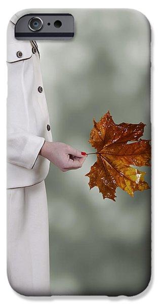 leaf iPhone Case by Joana Kruse