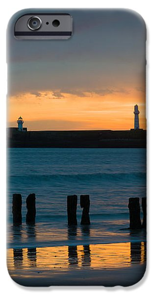 Leaving Port iPhone Case by Dave Bowman