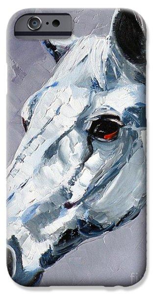 Legend iPhone Case by Susan A Becker