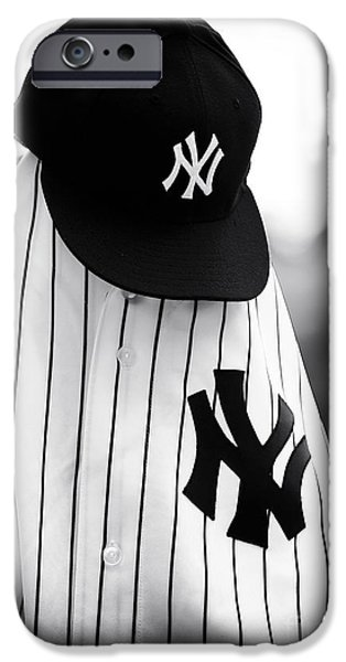 Pinstripes iPhone Cases - Legends of the Fall iPhone Case by John Rizzuto