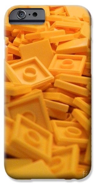 Toy Store iPhone Cases - Legos 9 iPhone Case by Heather Jane
