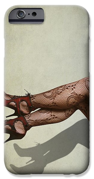Legs iPhone Case by Svetlana Sewell