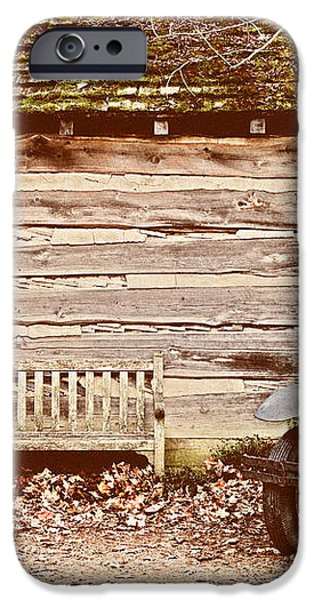 Leiper's Fork iPhone Case by Jeff Holbrook