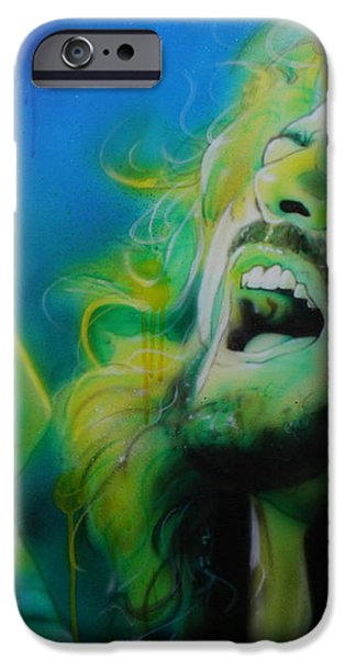 'Lemon Yellow Sun' iPhone Case by Christian Chapman Art