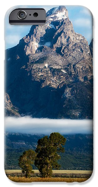 States iPhone Cases - Lenticular Peak iPhone Case by Kirk Strickland
