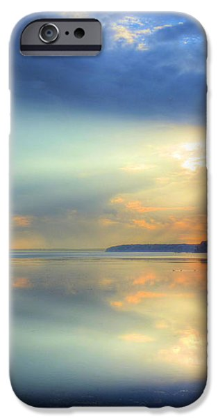 Let There Be Light iPhone Case by JC Findley