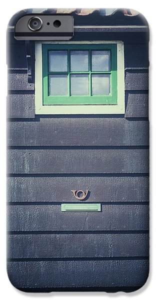 letter box iPhone Case by Joana Kruse