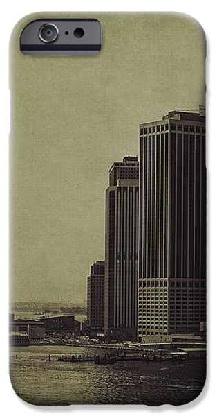 Liberty Scale iPhone Case by Andrew Paranavitana