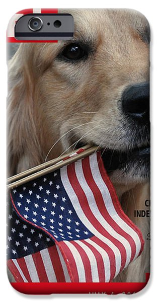 Recently Sold -  - 4th July iPhone Cases - Life Magazine Independence Day 4 July 2014 iPhone Case by Nop Briex