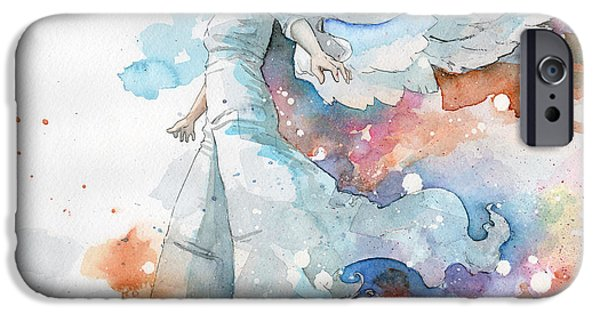Religious iPhone Cases - Life the Universe and Everything iPhone Case by Sean Parnell