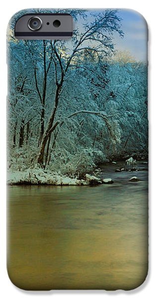 Light After the Storm iPhone Case by Thomas Schoeller