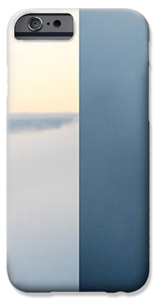 Light and Dark iPhone Case by Lisa Knechtel