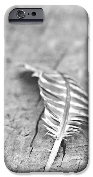 Light as a Feather iPhone Case by Chastity Hoff