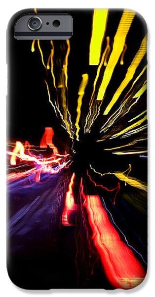 Light Fantastic 03 iPhone Case by Natalie Kinnear