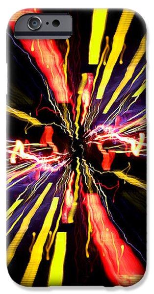 Light Fantastic 04 iPhone Case by Natalie Kinnear