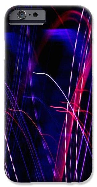 Light Fantastic 05 iPhone Case by Natalie Kinnear