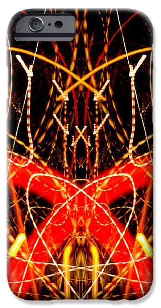 Light Fantastic 17 iPhone Case by Natalie Kinnear