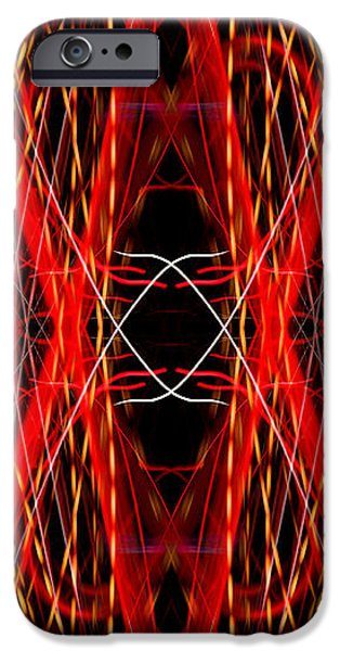 Light Fantastic 25 iPhone Case by Natalie Kinnear