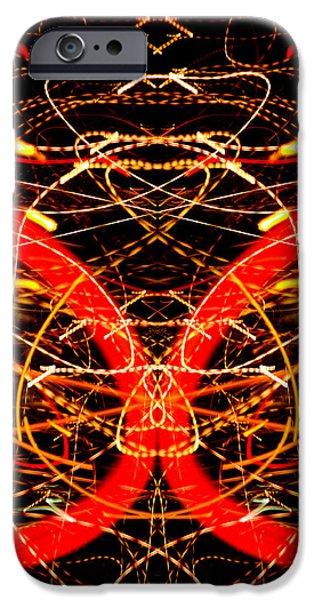 Light Fantastic 32 iPhone Case by Natalie Kinnear