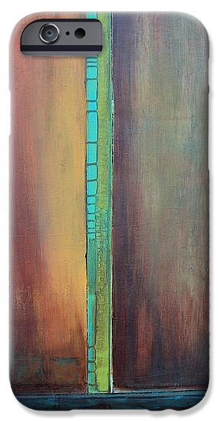 Nature Abstract iPhone Cases - Light in My Window iPhone Case by Tia Marie McDermid