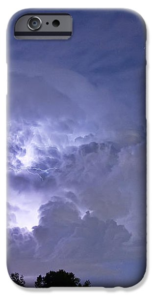 Light Show iPhone Case by James BO  Insogna