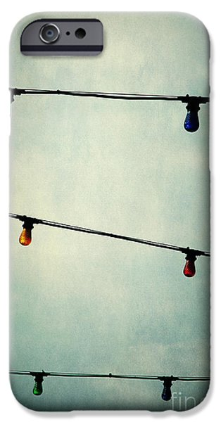 Electrical iPhone Cases - Light the Way iPhone Case by Trish Mistric