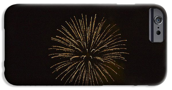July iPhone Cases - Light up the Sky iPhone Case by Michelle Holland