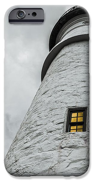 Lighthouse iPhone Case by Diane Diederich